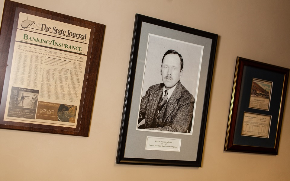 Mountain State Insurance Agency History
